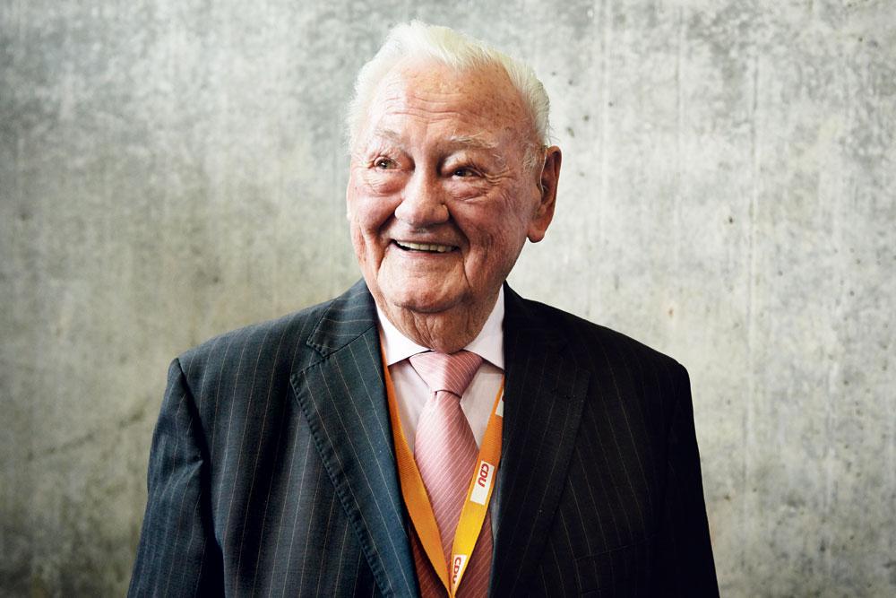 Helge Strickstrack. Foto: Julia Kneuse.